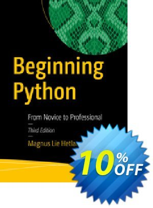 Beginning Python (Hetland) discount coupon Beginning Python (Hetland) Deal - Beginning Python (Hetland) Exclusive Easter Sale offer for iVoicesoft