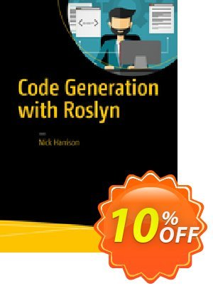 Code Generation with Roslyn (Harrison) 優惠券,折扣碼 Code Generation with Roslyn (Harrison) Deal,促銷代碼: Code Generation with Roslyn (Harrison) Exclusive Easter Sale offer for iVoicesoft