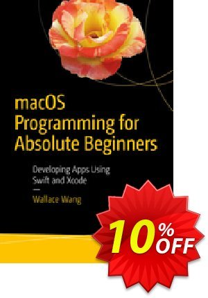 macOS Programming for Absolute Beginners (Wang) discount coupon macOS Programming for Absolute Beginners (Wang) Deal - macOS Programming for Absolute Beginners (Wang) Exclusive Easter Sale offer for iVoicesoft