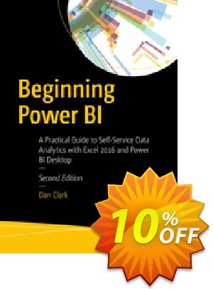 Beginning Power BI (Clark) discount coupon Beginning Power BI (Clark) Deal - Beginning Power BI (Clark) Exclusive Easter Sale offer for iVoicesoft