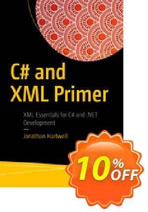 C# and XML Primer (Hartwell) discount coupon C# and XML Primer (Hartwell) Deal - C# and XML Primer (Hartwell) Exclusive Easter Sale offer for iVoicesoft