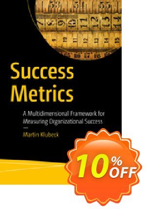 Success Metrics (Klubeck) discount coupon Success Metrics (Klubeck) Deal - Success Metrics (Klubeck) Exclusive Easter Sale offer for iVoicesoft