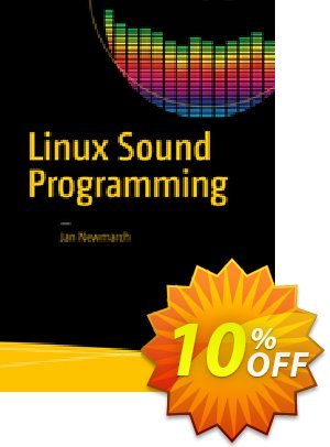 Linux Sound Programming (Newmarch) discount coupon Linux Sound Programming (Newmarch) Deal - Linux Sound Programming (Newmarch) Exclusive Easter Sale offer for iVoicesoft