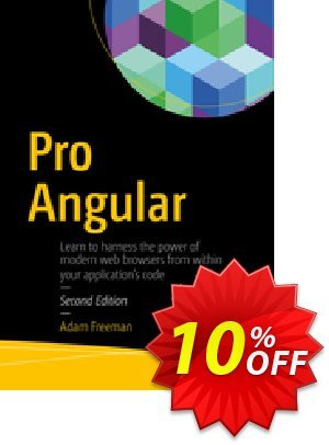 Pro Angular (Freeman) 프로모션 코드 Pro Angular (Freeman) Deal 프로모션: Pro Angular (Freeman) Exclusive Easter Sale offer for iVoicesoft