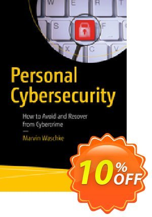 Personal Cybersecurity (Waschke) discount coupon Personal Cybersecurity (Waschke) Deal - Personal Cybersecurity (Waschke) Exclusive Easter Sale offer for iVoicesoft
