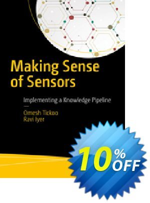 Making Sense of Sensors (Tickoo) discount coupon Making Sense of Sensors (Tickoo) Deal - Making Sense of Sensors (Tickoo) Exclusive Easter Sale offer for iVoicesoft