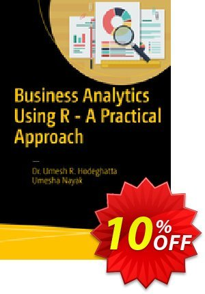 Business Analytics Using R - A Practical Approach (Rao) discount coupon Business Analytics Using R - A Practical Approach (Rao) Deal - Business Analytics Using R - A Practical Approach (Rao) Exclusive Easter Sale offer for iVoicesoft