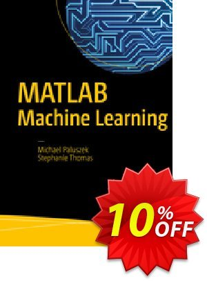 MATLAB Machine Learning (Paluszek) Coupon discount MATLAB Machine Learning (Paluszek) Deal. Promotion: MATLAB Machine Learning (Paluszek) Exclusive Easter Sale offer for iVoicesoft