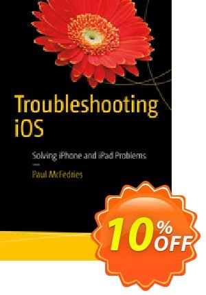 Troubleshooting iOS (McFedries) discount coupon Troubleshooting iOS (McFedries) Deal - Troubleshooting iOS (McFedries) Exclusive Easter Sale offer for iVoicesoft