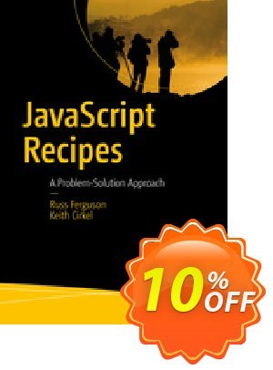 JavaScript Recipes (Ferguson) discount coupon JavaScript Recipes (Ferguson) Deal - JavaScript Recipes (Ferguson) Exclusive Easter Sale offer for iVoicesoft