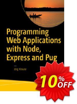 Programming Web Applications with Node, Express and Pug (Krause) 優惠券,折扣碼 Programming Web Applications with Node, Express and Pug (Krause) Deal,促銷代碼: Programming Web Applications with Node, Express and Pug (Krause) Exclusive Easter Sale offer for iVoicesoft