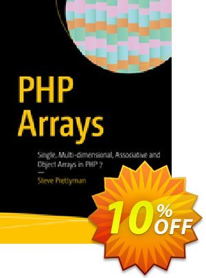 PHP Arrays (Prettyman) discount coupon PHP Arrays (Prettyman) Deal - PHP Arrays (Prettyman) Exclusive Easter Sale offer for iVoicesoft