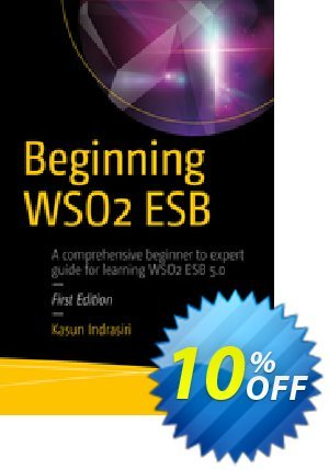 Beginning WSO2 ESB (Indrasiri) discount coupon Beginning WSO2 ESB (Indrasiri) Deal - Beginning WSO2 ESB (Indrasiri) Exclusive Easter Sale offer for iVoicesoft