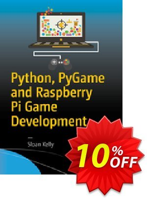 Python, PyGame and Raspberry Pi Game Development (Kelly) discount coupon Python, PyGame and Raspberry Pi Game Development (Kelly) Deal - Python, PyGame and Raspberry Pi Game Development (Kelly) Exclusive Easter Sale offer for iVoicesoft