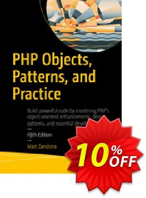 PHP Objects, Patterns, and Practice (Zandstra) discount coupon PHP Objects, Patterns, and Practice (Zandstra) Deal - PHP Objects, Patterns, and Practice (Zandstra) Exclusive Easter Sale offer for iVoicesoft