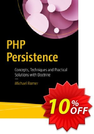 PHP Persistence (Romer) 優惠券,折扣碼 PHP Persistence (Romer) Deal,促銷代碼: PHP Persistence (Romer) Exclusive Easter Sale offer for iVoicesoft