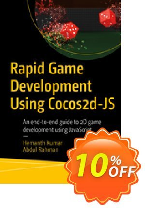 Rapid Game Development Using Cocos2d-JS (Kumar) discount coupon Rapid Game Development Using Cocos2d-JS (Kumar) Deal - Rapid Game Development Using Cocos2d-JS (Kumar) Exclusive Easter Sale offer for iVoicesoft