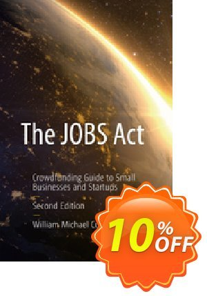 The JOBS Act (Cunningham) discount coupon The JOBS Act (Cunningham) Deal - The JOBS Act (Cunningham) Exclusive Easter Sale offer for iVoicesoft
