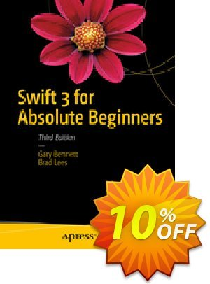 Swift 3 for Absolute Beginners (Bennett) discount coupon Swift 3 for Absolute Beginners (Bennett) Deal - Swift 3 for Absolute Beginners (Bennett) Exclusive Easter Sale offer for iVoicesoft