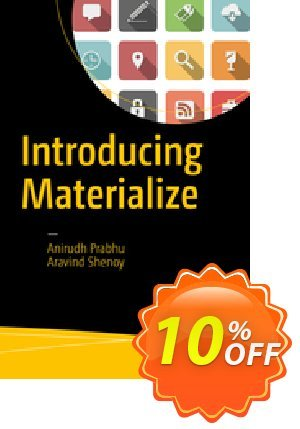 Introducing Materialize (Prabhu) discount coupon Introducing Materialize (Prabhu) Deal - Introducing Materialize (Prabhu) Exclusive Easter Sale offer for iVoicesoft