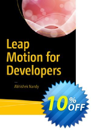 Leap Motion for Developers (Nandy) discount coupon Leap Motion for Developers (Nandy) Deal - Leap Motion for Developers (Nandy) Exclusive Easter Sale offer for iVoicesoft