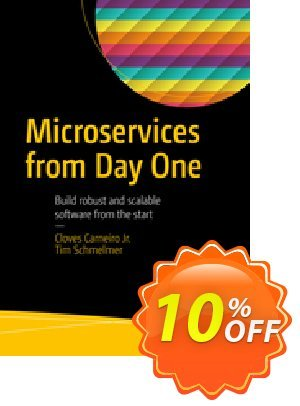 Microservices From Day One (Carneiro Jr.) discount coupon Microservices From Day One (Carneiro Jr.) Deal - Microservices From Day One (Carneiro Jr.) Exclusive Easter Sale offer for iVoicesoft
