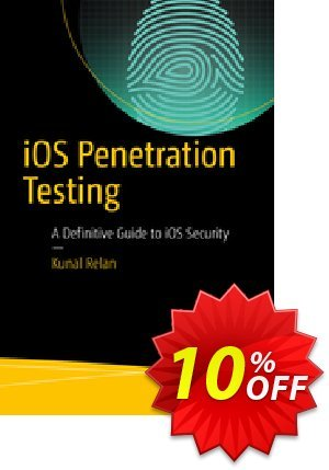 iOS Penetration Testing (Relan) Coupon discount iOS Penetration Testing (Relan) Deal. Promotion: iOS Penetration Testing (Relan) Exclusive Easter Sale offer for iVoicesoft