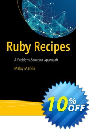 Ruby Recipes (Mandal) Coupon discount Ruby Recipes (Mandal) Deal. Promotion: Ruby Recipes (Mandal) Exclusive Easter Sale offer for iVoicesoft