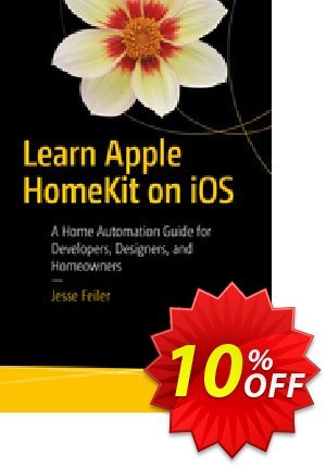 Learn Apple HomeKit on iOS (Feiler) discount coupon Learn Apple HomeKit on iOS (Feiler) Deal - Learn Apple HomeKit on iOS (Feiler) Exclusive Easter Sale offer for iVoicesoft