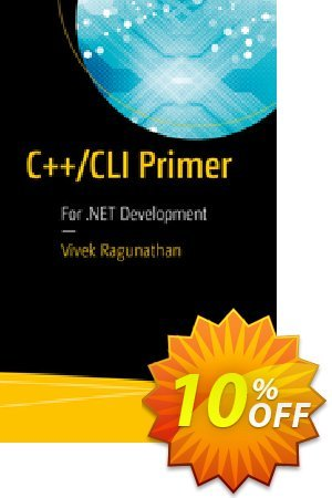 C++/CLI Primer (Ragunathan) discount coupon C++/CLI Primer (Ragunathan) Deal - C++/CLI Primer (Ragunathan) Exclusive Easter Sale offer for iVoicesoft