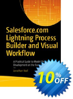 Salesforce.com Lightning Process Builder and Visual Workflow (Keel) 優惠券,折扣碼 Salesforce.com Lightning Process Builder and Visual Workflow (Keel) Deal,促銷代碼: Salesforce.com Lightning Process Builder and Visual Workflow (Keel) Exclusive Easter Sale offer for iVoicesoft