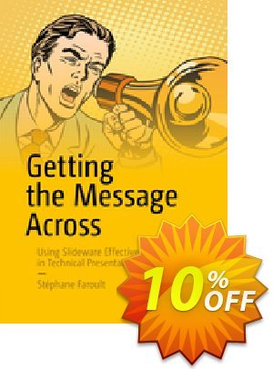 Getting the Message Across (Faroult) 프로모션 코드 Getting the Message Across (Faroult) Deal 프로모션: Getting the Message Across (Faroult) Exclusive Easter Sale offer for iVoicesoft