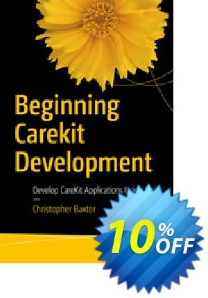 Beginning CareKit Development (Baxter) discount coupon Beginning CareKit Development (Baxter) Deal - Beginning CareKit Development (Baxter) Exclusive Easter Sale offer for iVoicesoft