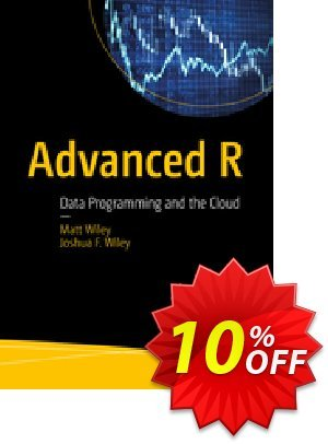 Advanced R (Wiley) 優惠券,折扣碼 Advanced R (Wiley) Deal,促銷代碼: Advanced R (Wiley) Exclusive Easter Sale offer for iVoicesoft