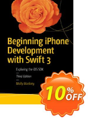 Beginning iPhone Development with Swift 3 (Maskrey) 優惠券,折扣碼 Beginning iPhone Development with Swift 3 (Maskrey) Deal,促銷代碼: Beginning iPhone Development with Swift 3 (Maskrey) Exclusive Easter Sale offer for iVoicesoft