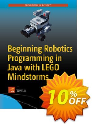Beginning Robotics Programming in Java with LEGO Mindstorms (Lu) discount coupon Beginning Robotics Programming in Java with LEGO Mindstorms (Lu) Deal - Beginning Robotics Programming in Java with LEGO Mindstorms (Lu) Exclusive Easter Sale offer for iVoicesoft