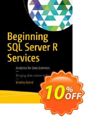 Beginning SQL Server R Services (Beard) discount coupon Beginning SQL Server R Services (Beard) Deal - Beginning SQL Server R Services (Beard) Exclusive Easter Sale offer for iVoicesoft