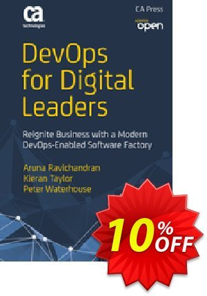 DevOps for Digital Leaders (Ravichandran) discount coupon DevOps for Digital Leaders (Ravichandran) Deal - DevOps for Digital Leaders (Ravichandran) Exclusive Easter Sale offer for iVoicesoft