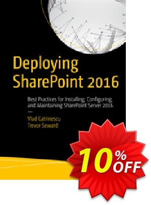 Deploying SharePoint 2016 (Catrinescu) discount coupon Deploying SharePoint 2016 (Catrinescu) Deal - Deploying SharePoint 2016 (Catrinescu) Exclusive Easter Sale offer for iVoicesoft