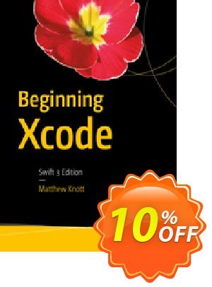 Beginning Xcode (Knott) 優惠券,折扣碼 Beginning Xcode (Knott) Deal,促銷代碼: Beginning Xcode (Knott) Exclusive Easter Sale offer for iVoicesoft