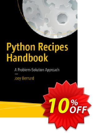 Python Recipes Handbook (Bernard) discount coupon Python Recipes Handbook (Bernard) Deal - Python Recipes Handbook (Bernard) Exclusive Easter Sale offer for iVoicesoft