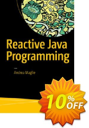 Reactive Java Programming (Maglie) discount coupon Reactive Java Programming (Maglie) Deal - Reactive Java Programming (Maglie) Exclusive Easter Sale offer for iVoicesoft