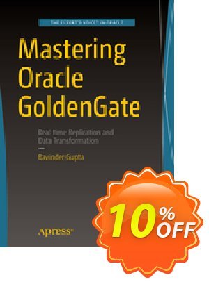 Mastering Oracle GoldenGate (Gupta) Coupon discount Mastering Oracle GoldenGate (Gupta) Deal. Promotion: Mastering Oracle GoldenGate (Gupta) Exclusive Easter Sale offer for iVoicesoft