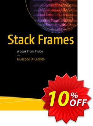 Stack Frames (Di Cataldo) 優惠券,折扣碼 Stack Frames (Di Cataldo) Deal,促銷代碼: Stack Frames (Di Cataldo) Exclusive Easter Sale offer for iVoicesoft
