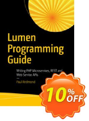 Lumen Programming Guide (Redmond) discount coupon Lumen Programming Guide (Redmond) Deal - Lumen Programming Guide (Redmond) Exclusive Easter Sale offer for iVoicesoft
