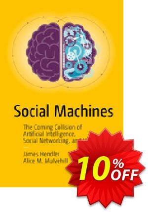 Social Machines (Hendler) discount coupon Social Machines (Hendler) Deal - Social Machines (Hendler) Exclusive Easter Sale offer for iVoicesoft
