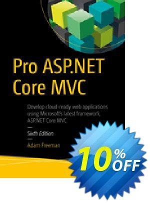 Pro ASP.NET Core MVC (Freeman) discount coupon Pro ASP.NET Core MVC (Freeman) Deal - Pro ASP.NET Core MVC (Freeman) Exclusive Easter Sale offer for iVoicesoft