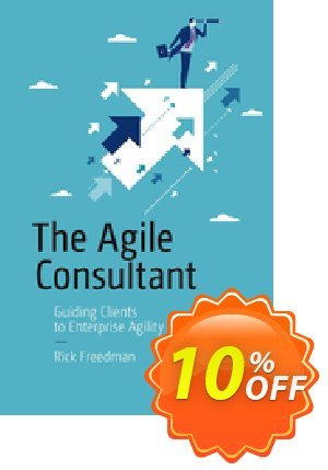 The Agile Consultant (Freedman) discount coupon The Agile Consultant (Freedman) Deal - The Agile Consultant (Freedman) Exclusive Easter Sale offer for iVoicesoft
