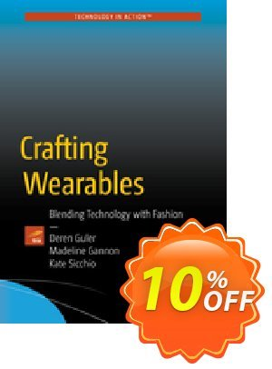 Crafting Wearables (Guler) discount coupon Crafting Wearables (Guler) Deal - Crafting Wearables (Guler) Exclusive Easter Sale offer for iVoicesoft