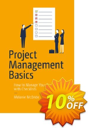 Project Management Basics (McBride) discount coupon Project Management Basics (McBride) Deal - Project Management Basics (McBride) Exclusive Easter Sale offer for iVoicesoft